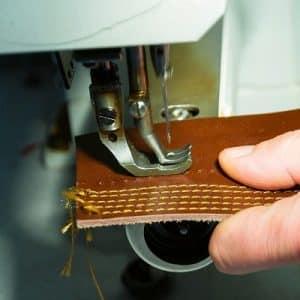 Mejores máquinas de coser cuero