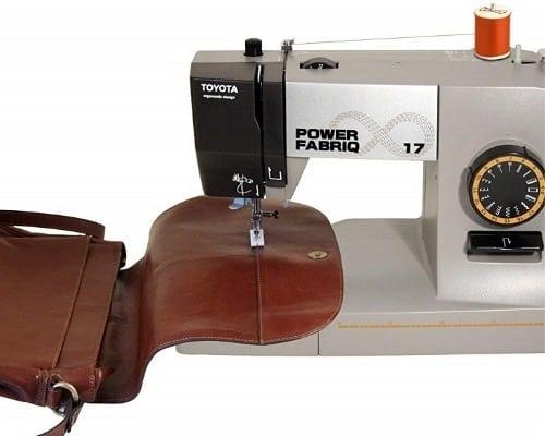 opinion ventajas maquina costura toyota