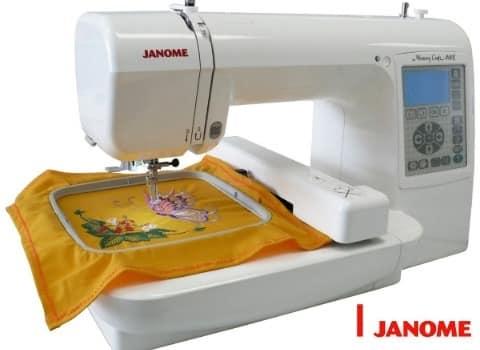 mejores maquinas de coser janome