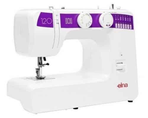 opinion maquina de coser elna 120