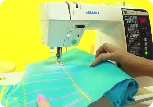opinion ventajas maquina coser juki